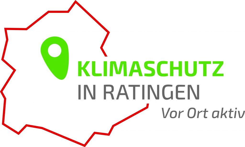 Logo Klimaschutz Stadt Ratingen - Ratinger Tage der Nachhaltigkeit - #RTDN - Ratingen.nachhaltig
