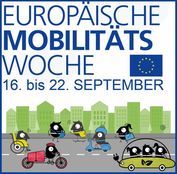 Europäische Mobilitätswoche 2020 - Ratinger Tage der Nachhaltigkeit - #RTDN - Ratingen.nachhaltig