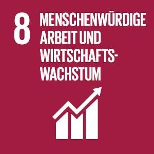 SDG 8 - Menschenwürdige Arbeit und Wirtschaftswachstum - Ratinger Tage der Nachhaltigkeit #RTDN - Ratingen.nachhaltig
