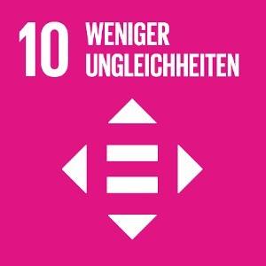 SDG 10 - Weniger Ungleichheit - Ratinger Tage der Nachhaltigkeit #RTDN - Ratingen.nachhaltig